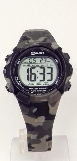 Relógio X Games Masculino Xfppd054 Bxex Digital Infantil