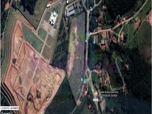 Área A Venda, Localizada No Bairro Tijuco Preto, Na Cidade De Jundiaí - Ar00069 - 68690647