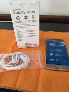 Smartphone Samsung Galaxy J1 6 - Dual - Estado De Novo!