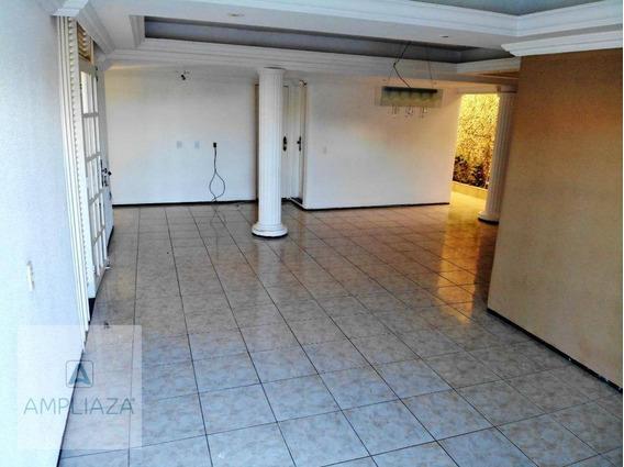 Casa Com 4 Dormitórios Para Alugar, 240 M² Por R$ 2.700,00/mês - Cambeba - Fortaleza/ce - Ca0161