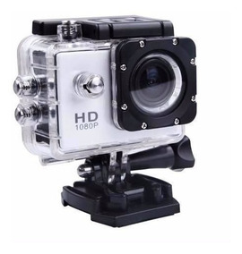 Camera Go Pro Full Hd 1080p Sports Vlog Filmadora Usb Sd