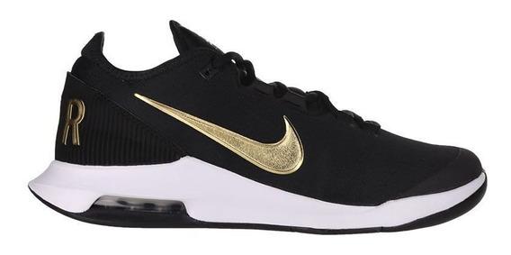 Tênis Nike Air Max Wildcard Hc Preto E Dourado