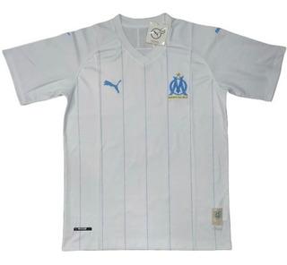 Camiseta Masculina Olympique Marseille Lançamento 2019/2020