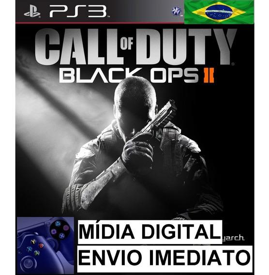 Call Of Duty Black Ops 2 Ps3 Digital Psn Dublado /envio Hoje