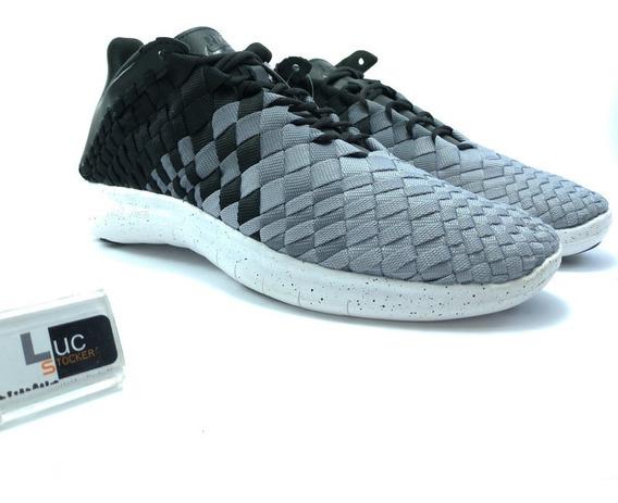 Tênis Nikelab Free Inneva Woven Pure Platinum - Original
