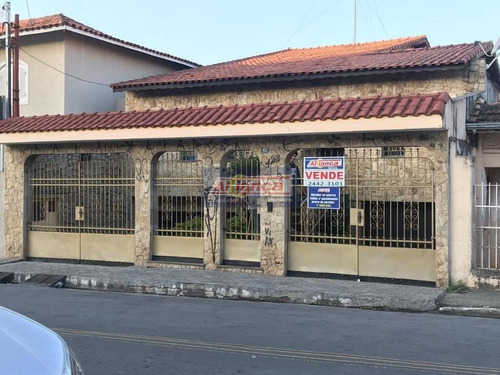 Ótima Casa No Centro - Cód. Ca2197 - Ai13753