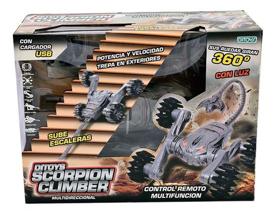 Scorpion Climber Original Ditoys Full