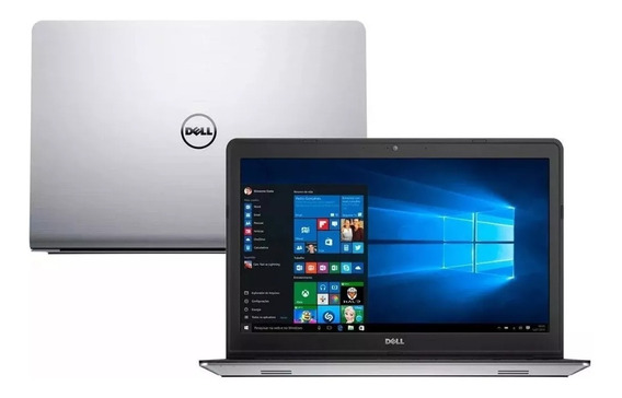 Notebook Dell Inspiron I15-5557 Core I7 8gb 1tb 4gb Geforce