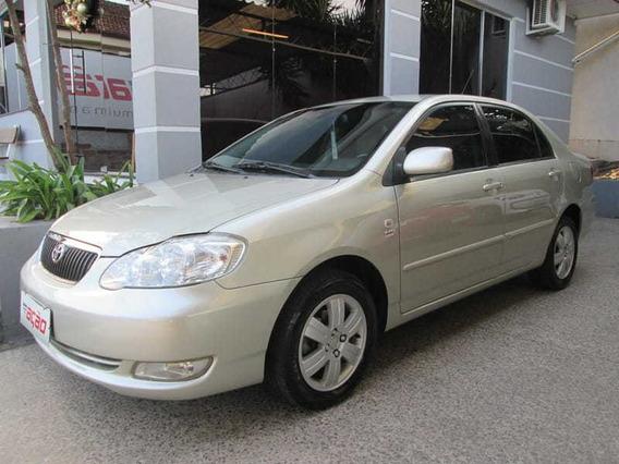 Toyota - Corolla 1.8 Se-g 16v 4p Automatico 2008