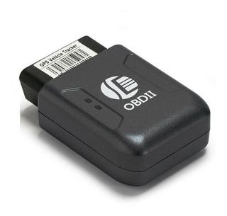 Gps Obdii Rastreador Localizador Automovil Tracker Celular