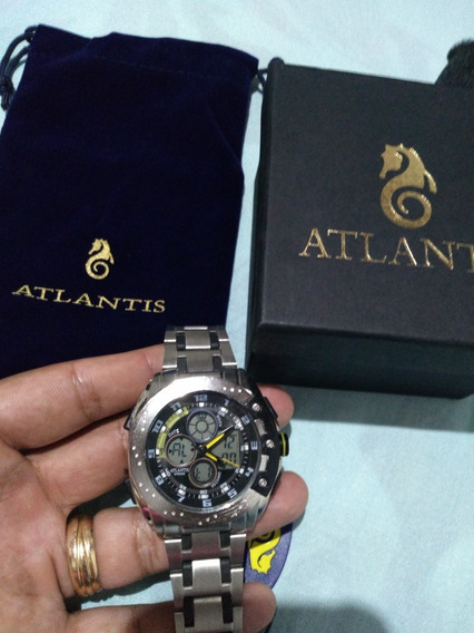 Relogio Atlantis
