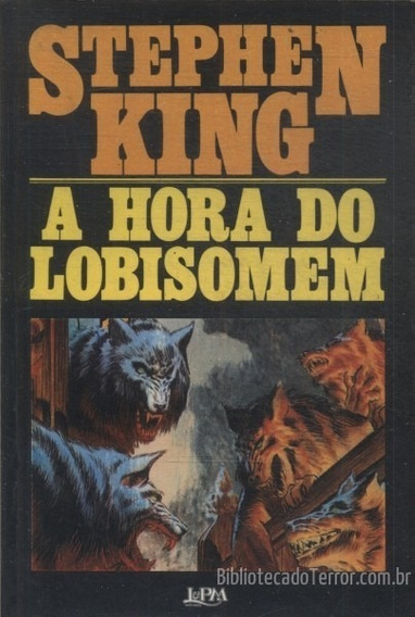 Livro A Hora Do Lobisomem