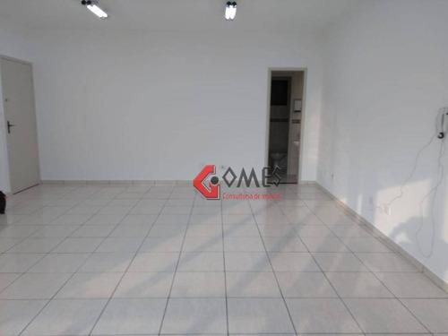 Imagem 1 de 16 de Sala À Venda, 44 M² Por R$ 290.000,00 - Jardim Do Mar - São Bernardo Do Campo/sp - Sa0342