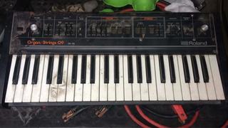 Roland String 09 Rs-09 **para Checar**