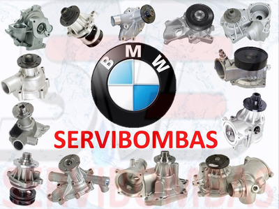 Reparación De Bomba De Agua Automotriz Bmw X1,x3,z4,e91,e90,