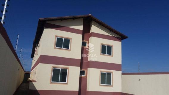 Apartamento Com 2 Dormitórios À Venda, 50 M² Por R$ 125.000,00 - Parque Guadalajara - Caucaia/ce - Ap1804