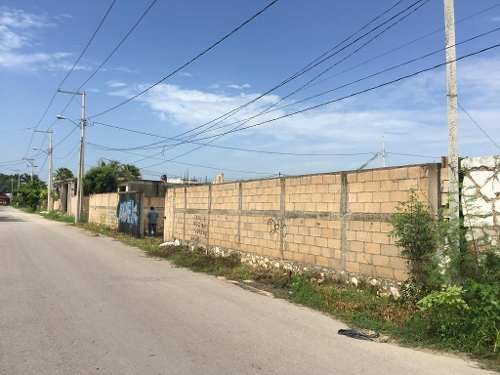 Remato Terreno De 1044 M2, Bardeado Con Portón, Todos Los Servicios, Calle Pavimentada En Esquina A 100 Mts De Calle 59