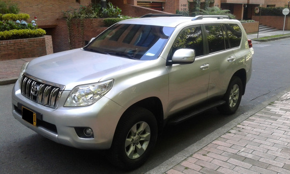 Toyota Land Cruiser Prado Tx 2011 At 4.0 Blindada Nivel Iii