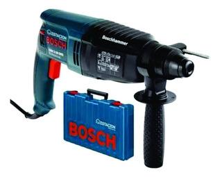 Rotomartillo Bosch Gbh 2-26 Dre Rotopercutor Demoledor 800w