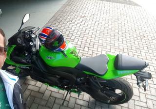 Kawasaki Zx-6r 600cc