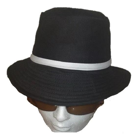 Sombrero Tipo Pachuco Tipo Fedora