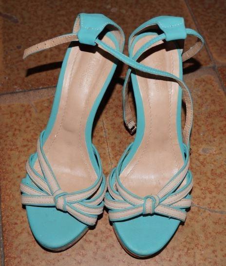 Salto Feminino República Do Sapato Nº 38