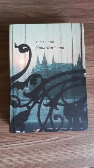 Livro Ana Kariênina Cosac Naify