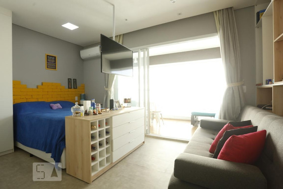 Apartamento Para Aluguel - Consolação, 1 Quarto, 35 - 893073787