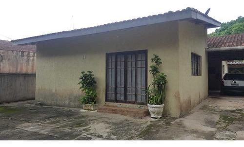 Casa Com Churrasqueira, Edícula Nos Fundos, Itanhaém - Ca311