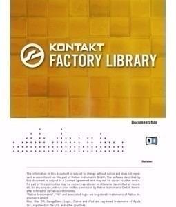 Kontakt + Komplete 9/10 Native Insruments