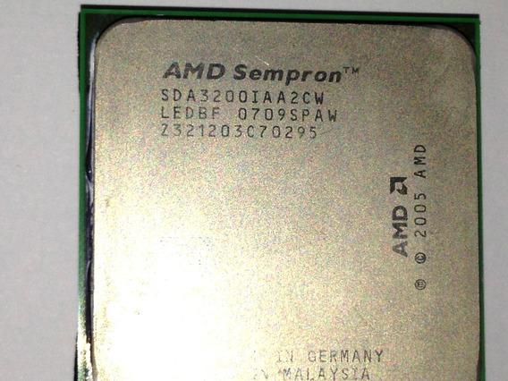 Processador Sempron 3200+ - Socket Am2 - Oem
