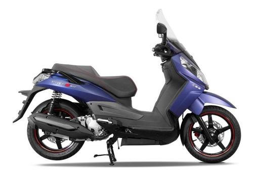 Imagem 1 de 11 de Scooter / Honda / Yamaha / Dafra Citycom S300i / Marcial