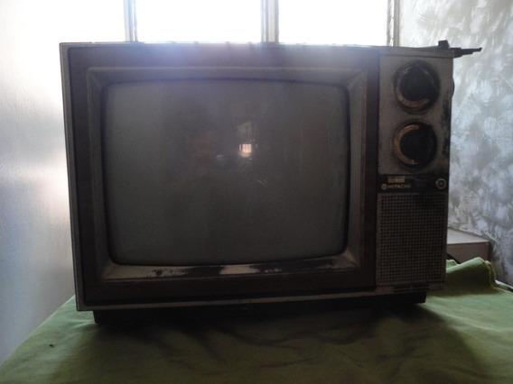 Televisor Hitachi A Color 14 Clásico(usado Funcionando)