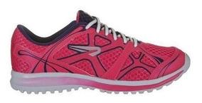 Tenis Feminino Rainha Lake Pink Super Promoção