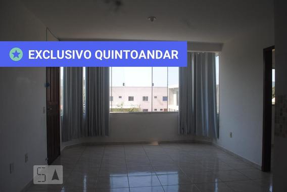 Apartamento No 2º Andar Com 2 Dormitórios E 1 Garagem - Id: 892946330 - 246330