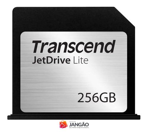 Transcend Jetdrive Lite130 256gb Cartão Memória Macbook Avst