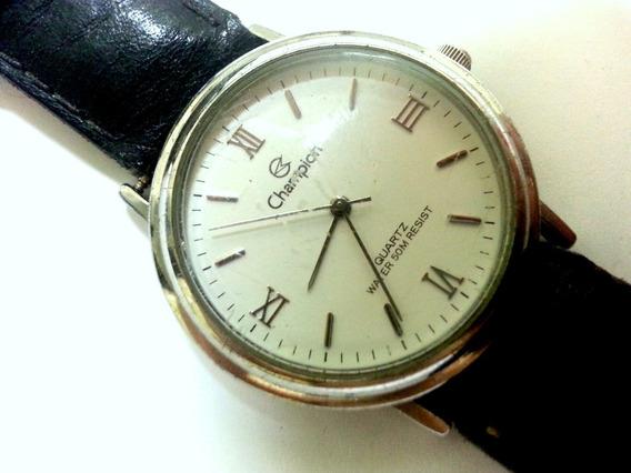 Relógio Champion Social