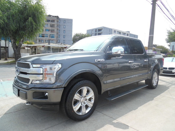 Ford F-150 Platinum 3.5 Double Cab 4wd 2019