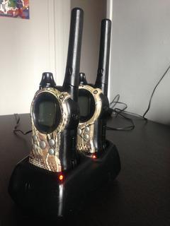 Radios Motorola Talkabout T9550r Camo Frs/gmrs 25millas