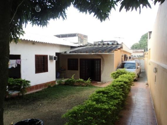 Centro/mesquita.casa Com 2 Quartos, Quintal Amplo, Piscina, 5 Vagas Garagem E1 Anexo. - Ca00457 - 32690444