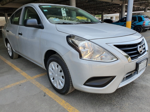 Nissan Versa 1.6 Drive Manual 2019 Crédito Disponible
