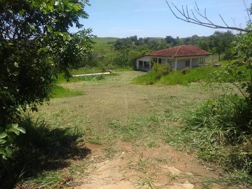 Chácara Em Caçapava-próximo Estrada Teixeirinha