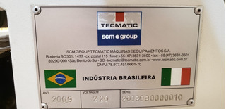 Coladeira De Borda Tecmatic 220volts