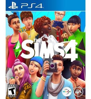 The Sims 4 Ps4 (nuevo Y Sellado De Fabrica)