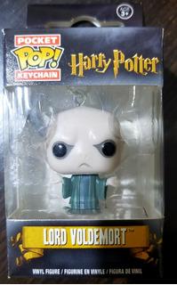 Funko Pop Keychain Lord Voldemort Harry Potter