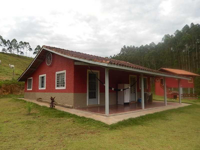 Fazenda Rural À Venda, Jardim Guimarães, São José Dos Campos - Fa0002. - Fa0002