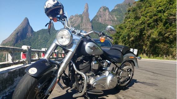 Harley-davidson Fat Boy 2012