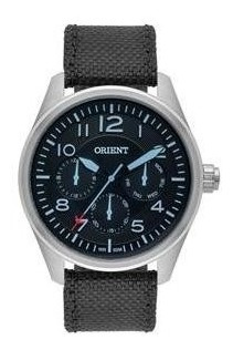 Relógio Orient Mbsnm002 Masculino Mostrador Preto Original