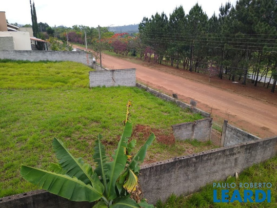 Terreno - Campos De Atibaia - Sp - 589277