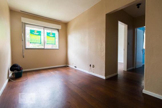 Apartamento No 3º Andar Com 2 Dormitórios E 2 Garagens - Id: 892971865 - 271865